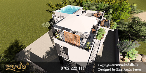 Top reviewed local architects and best building planners in Kandy Sri Lanka designed creative luxury home plans